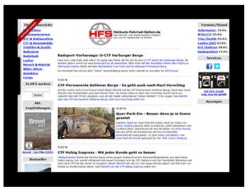 Archiv Helmuts-Fahrrad-Seiten bereitgestellt von Project Consult GmbH